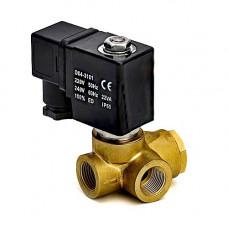 Клапан  SMART SB5552 на высокое давление НЗ угловой