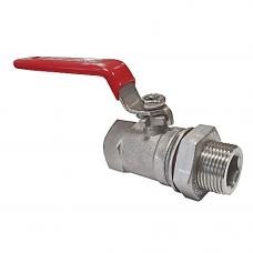 Кран шаровый  TDMA1602 AISI 316 (CF8М)