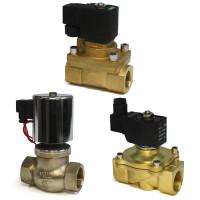 Клапаны электромагнитные (соленоидные) серии AR
