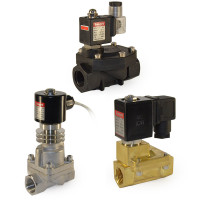 Клапаны электромагнитные (соленоидные) TM SMART