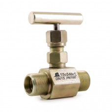 Клапан игольчатый TDDA2302 15нж54бк1 цапковый