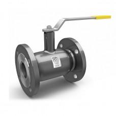 Кран шаровой стандартнопроходной фланец/фланец СТ.20 (углеродистая сталь)