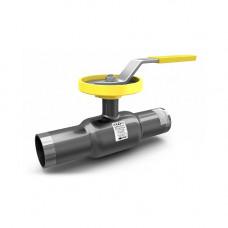Регулирующий шаровой кран приварка/приварка СТ.20 (углеродистая сталь)
