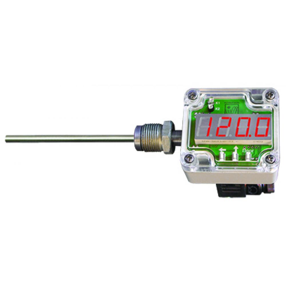 Датчик-реле температуры СПРУТ Т-06-2