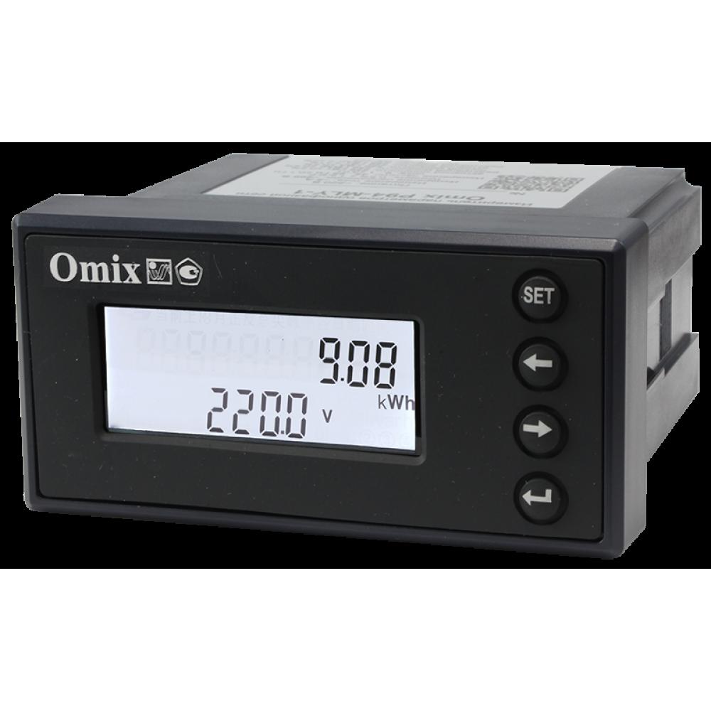 Мультиметр однофазный щитовой Omix P94-MLY-1-0.5-RS485
