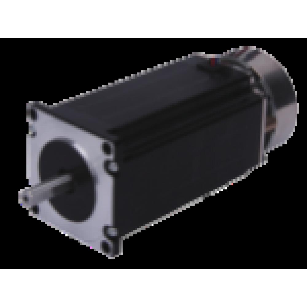 Шаговый двигатель с тормозом ШДГТ-57