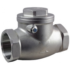 Клапан обратный поворотный (лепестковый) ОКЛ-12