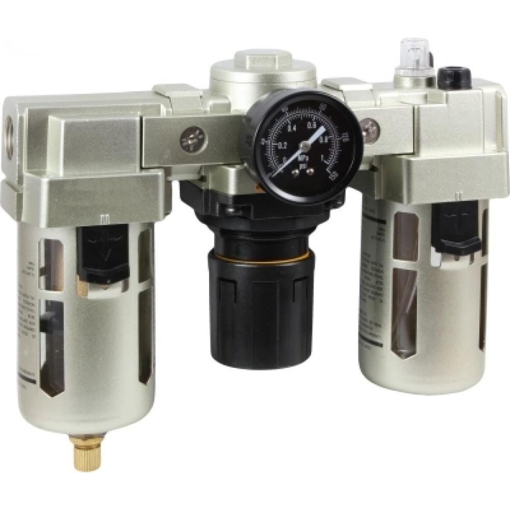 Фильтр-регулятор с маслораспылителем и автосливом ФРЛ-Х000А
