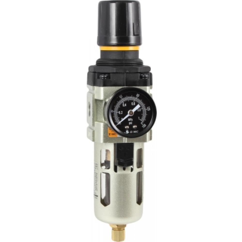 Фильтр-регулятор с автоматическим сливом конденсата ФР-Х000А