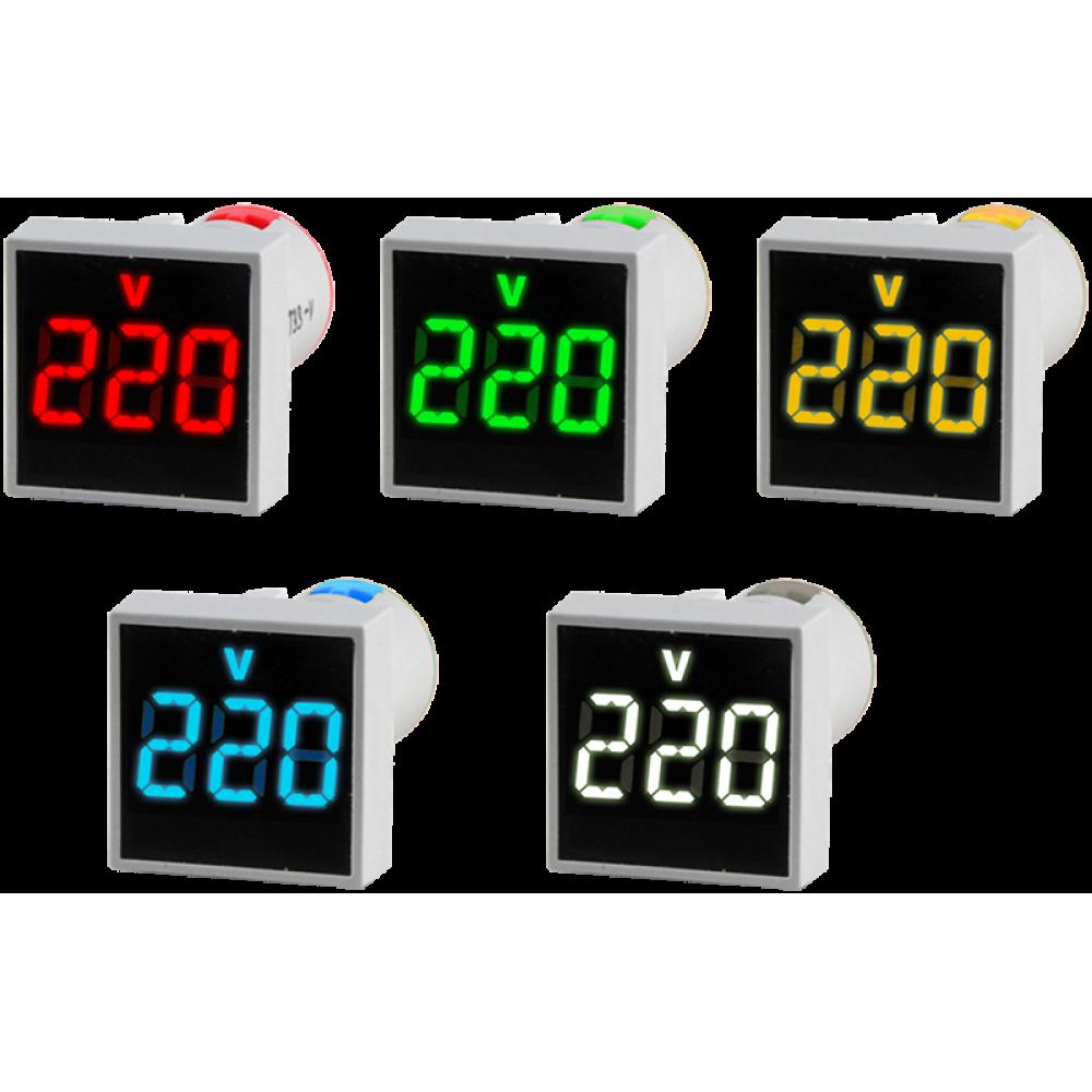 Цифровой индикатор напряжения Omix T33-V1-1