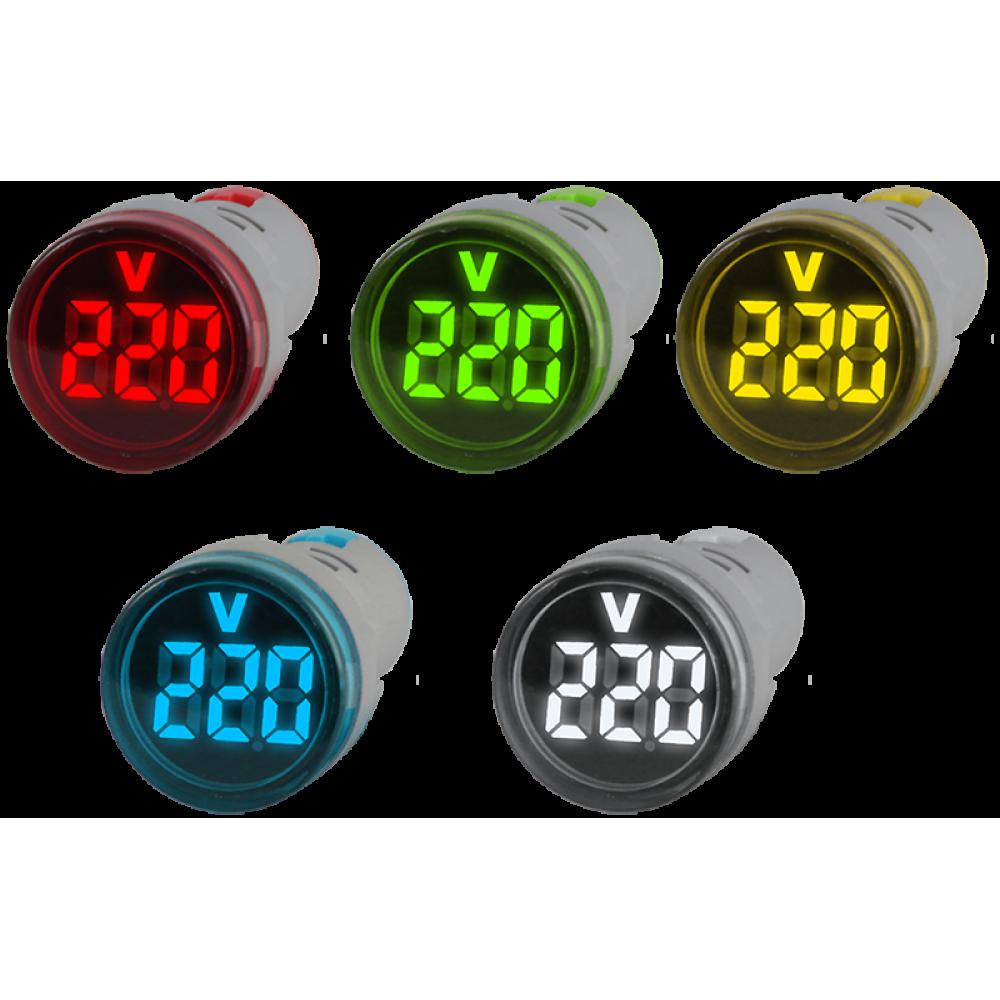 Цифровой индикатор напряжения Omix R30-V1-1
