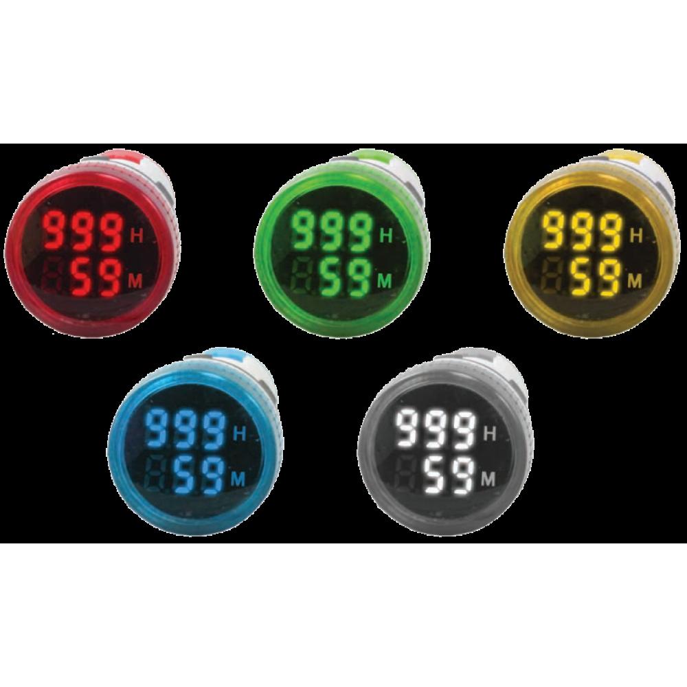 Индикатор времени наработки (счетчик моточасов) ARCOM R30-HM
