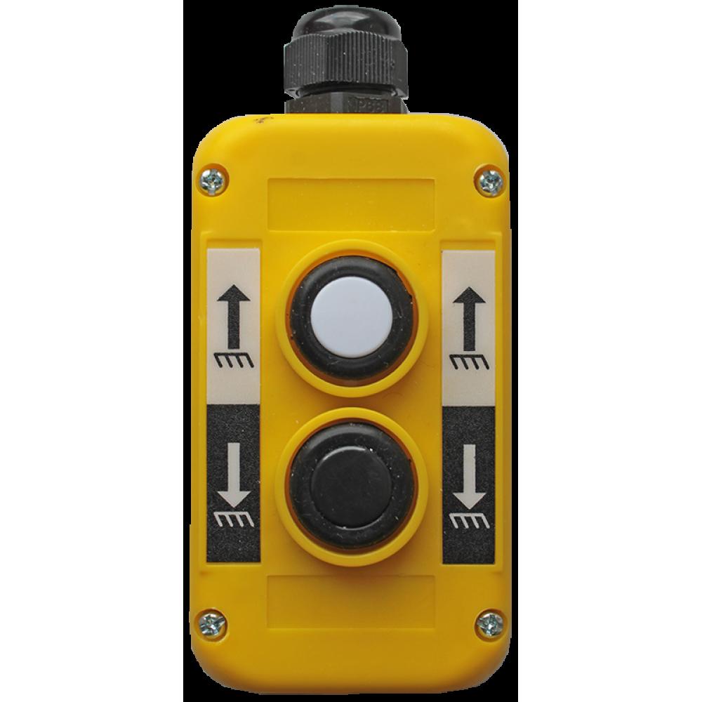 Пост управления двухкнопочный ПТК-А-2301