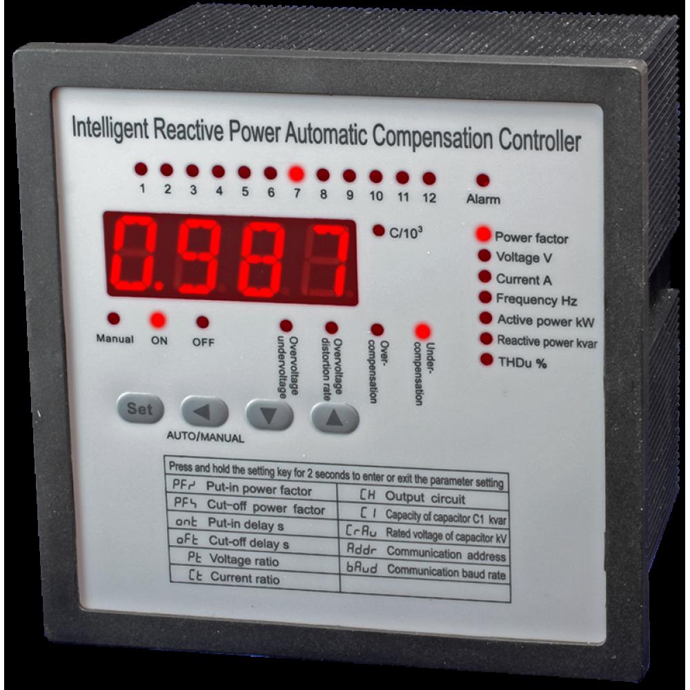 Контроллер коэффициента мощности Omix P1212-PFC1-3-12K