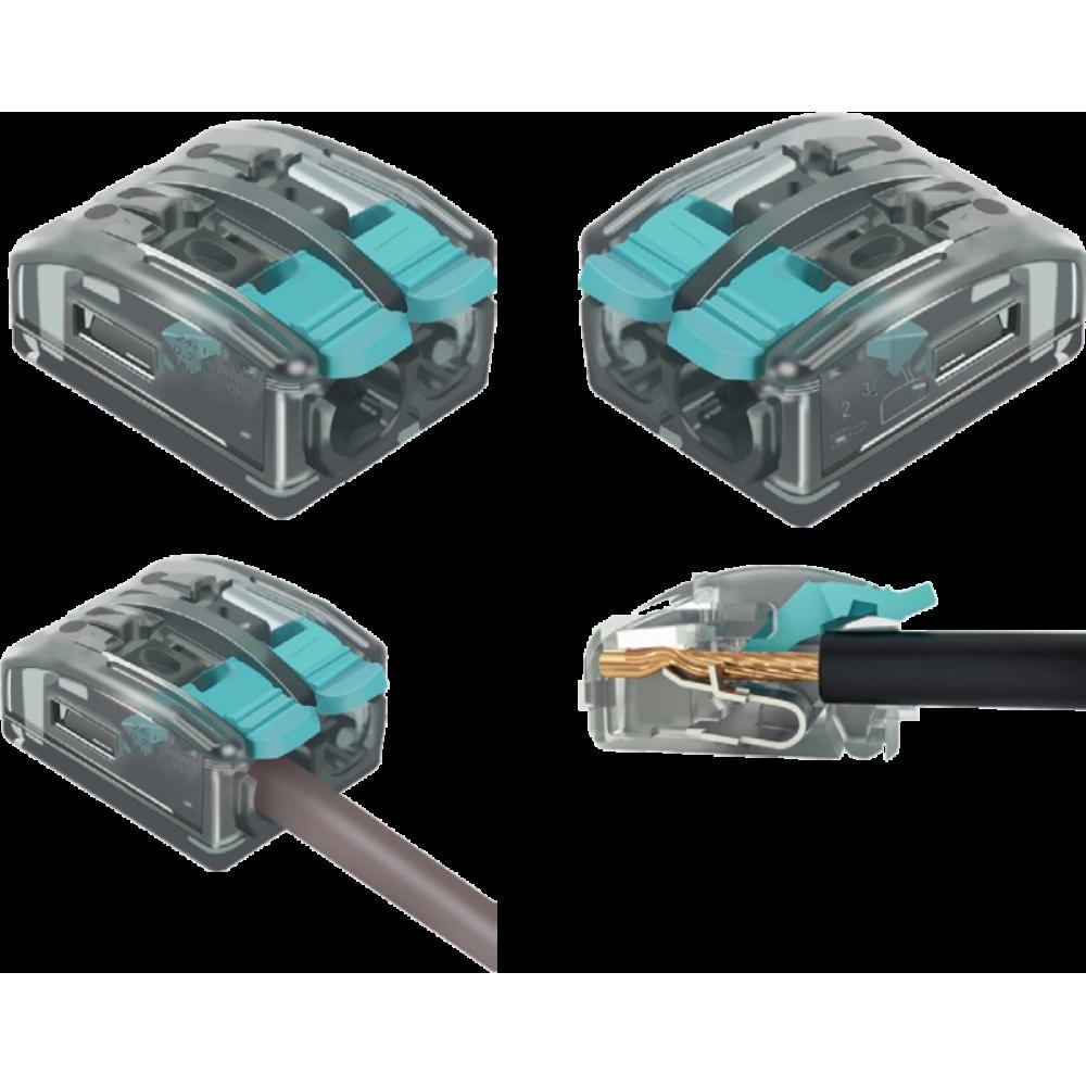 Клемма соединительная с рычажным зажимом UBC-592