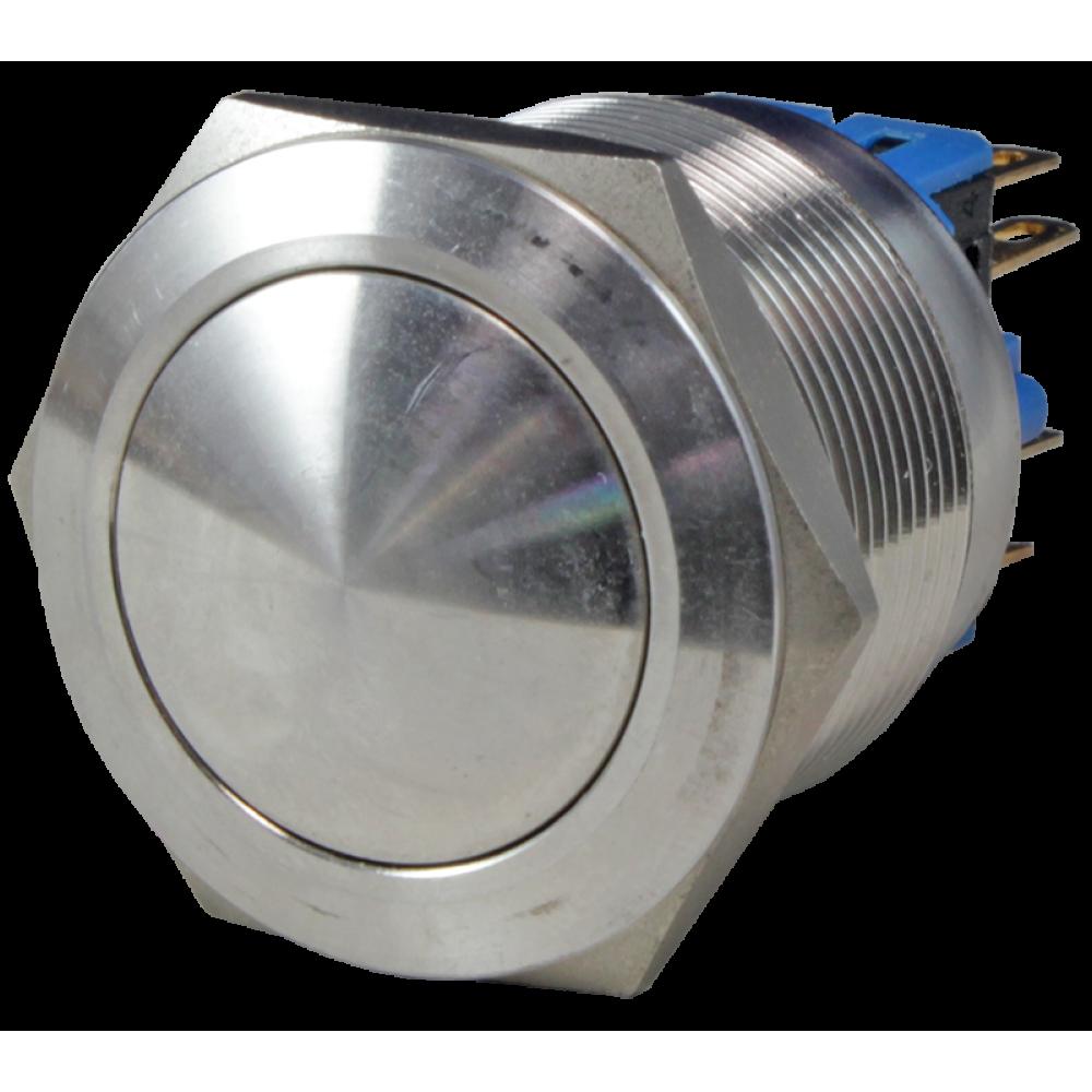 Кнопка металлическая антивандальная AR-SD16.SL25220.S