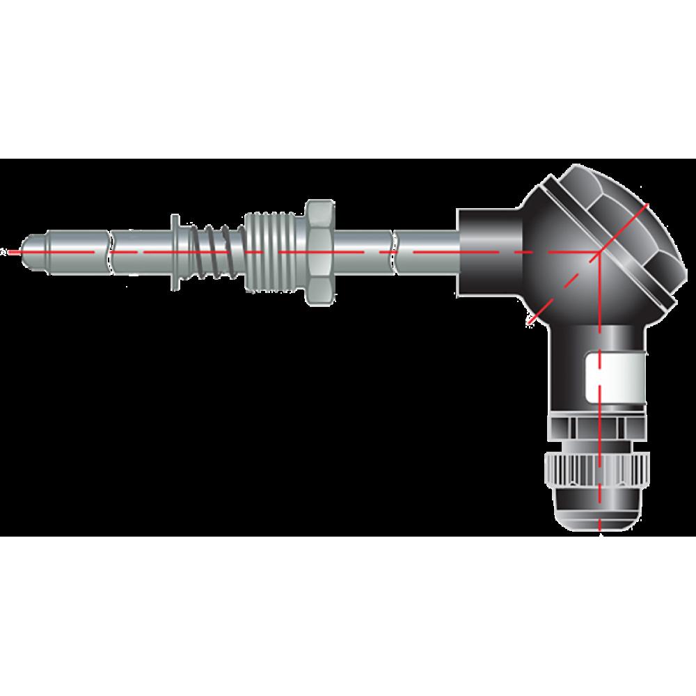 Термопара с коммутационной головкой дТП 095 (аналог)