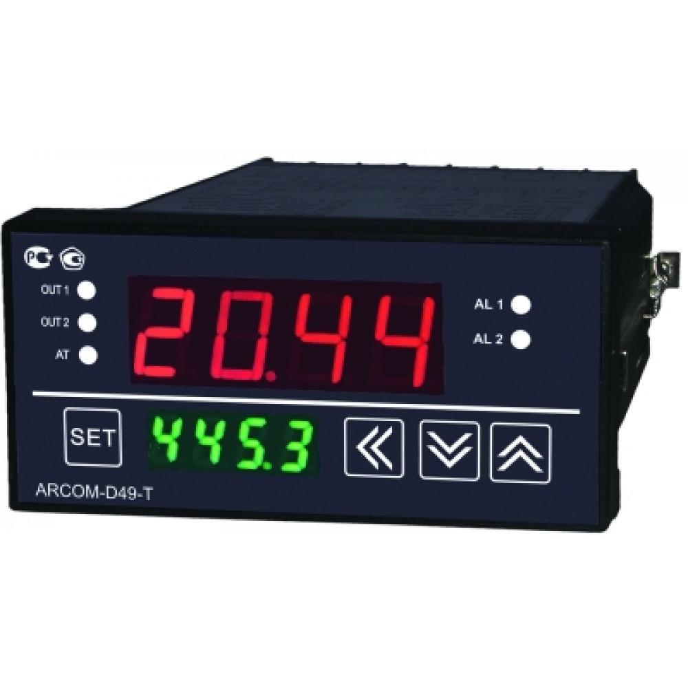 Программный ПИД-регулятор ARCOM-D49-T-120