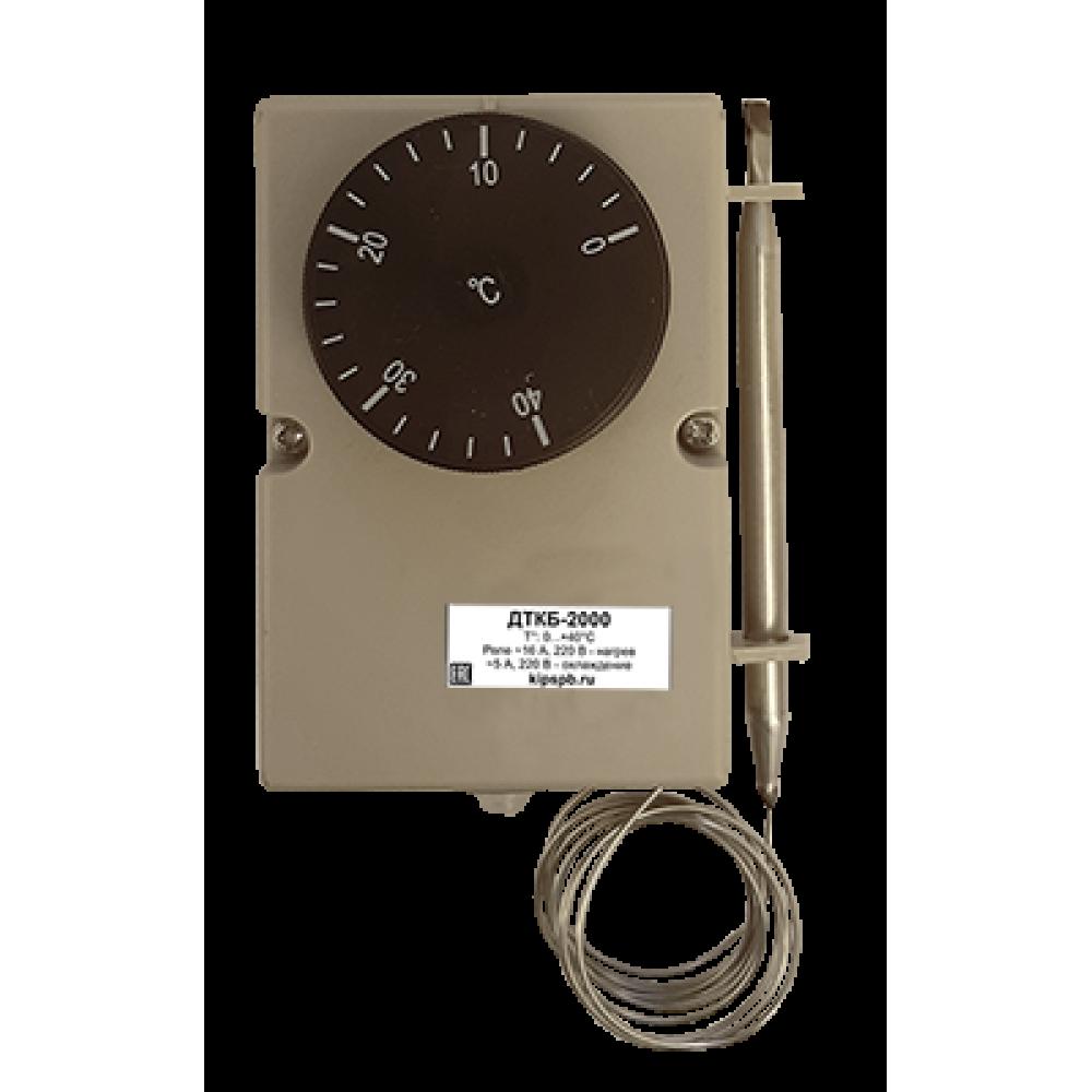 Термостат капиллярный ДТКБ-2000