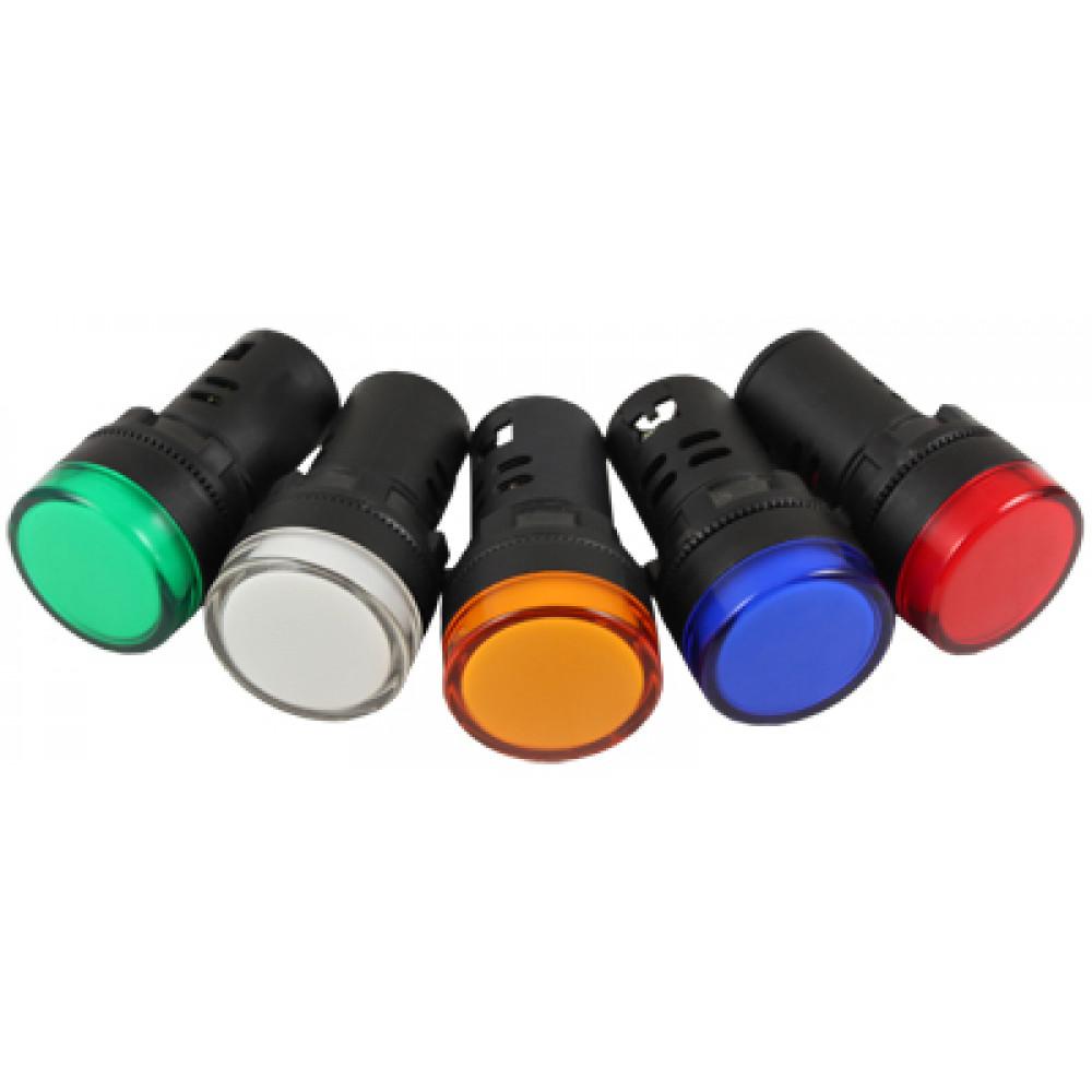 Индикаторная светодиодная лампа AR-AD16-22DS