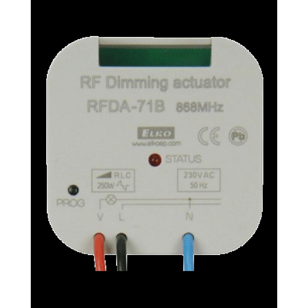 Приемник (регулятор освещения) RFDA-71B