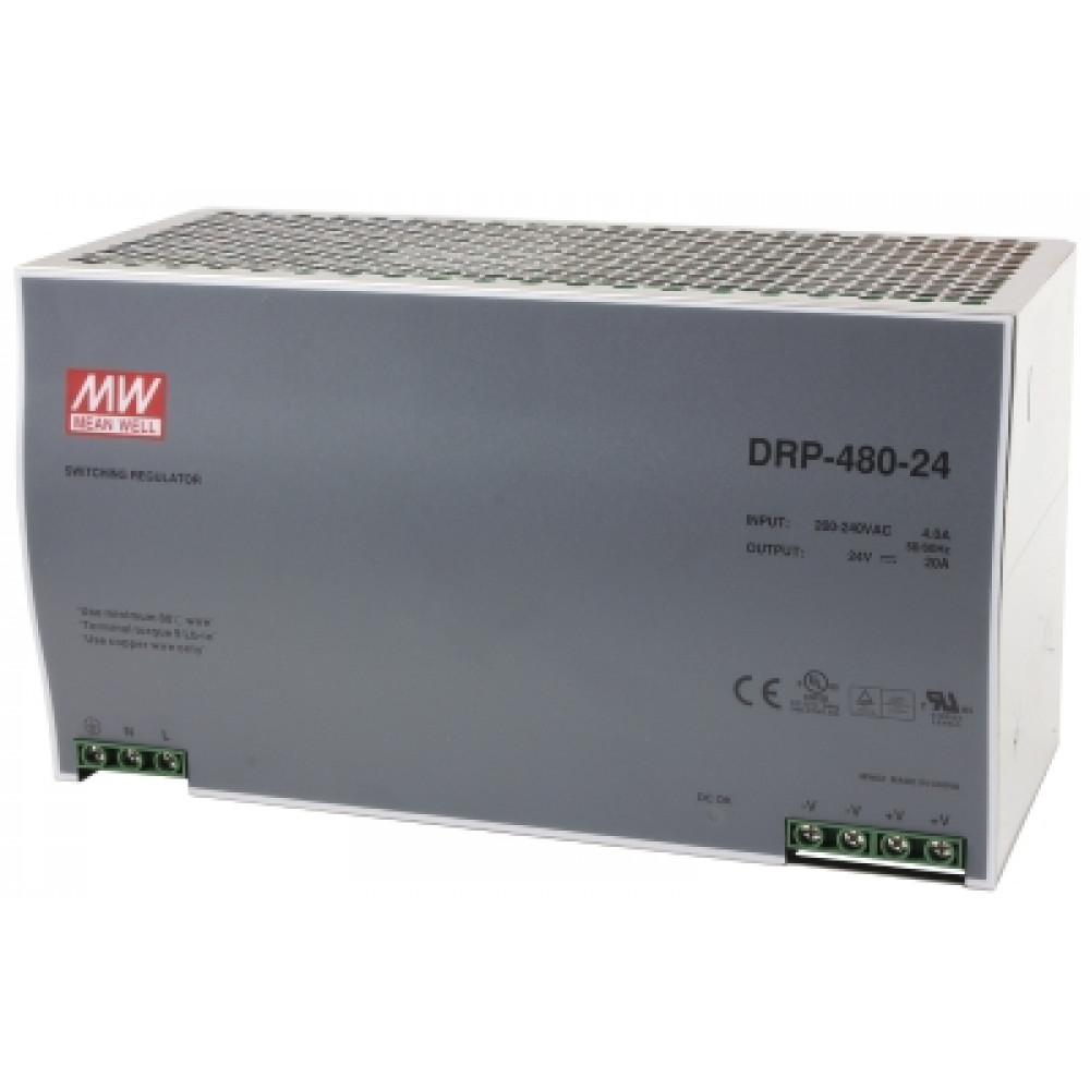 Блок питания DRP-480