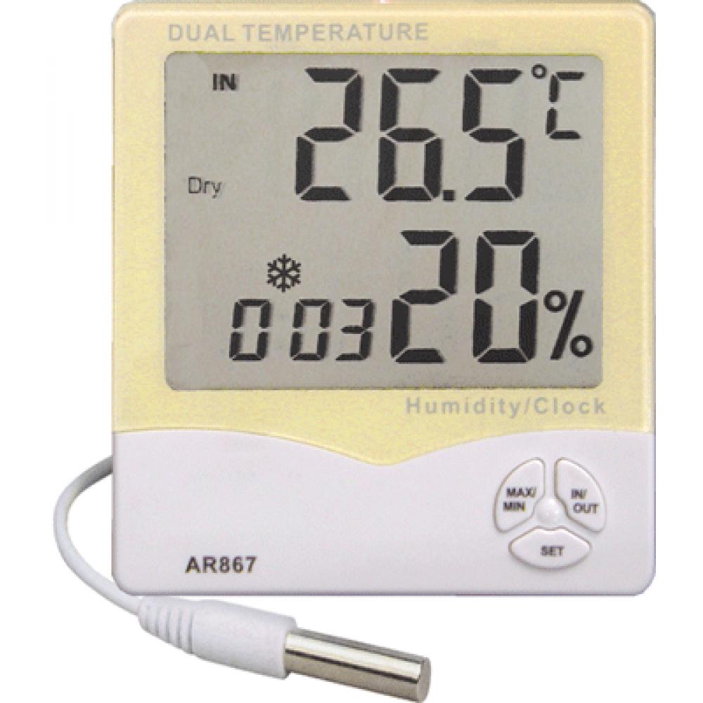 Индикатор температуры и влажности воздуха AR867