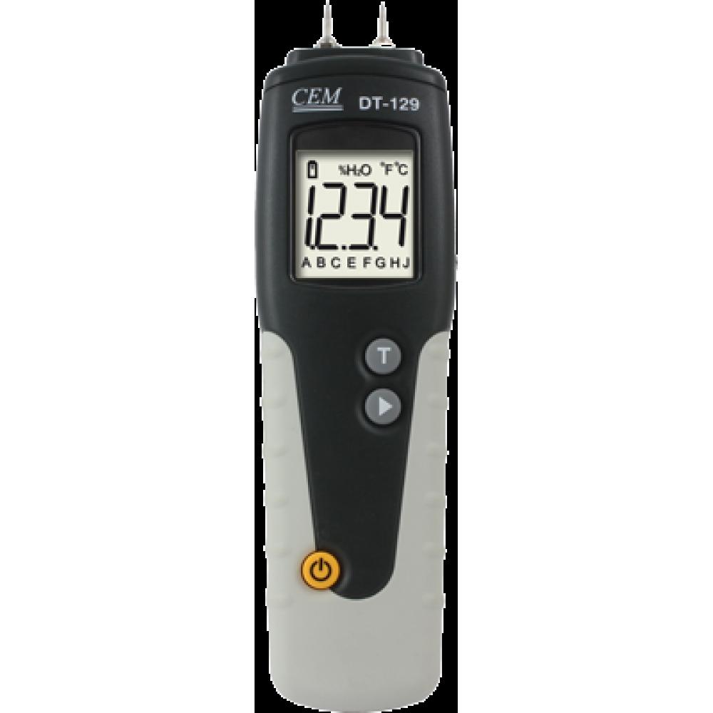 Измеритель влажности материалов DT-129