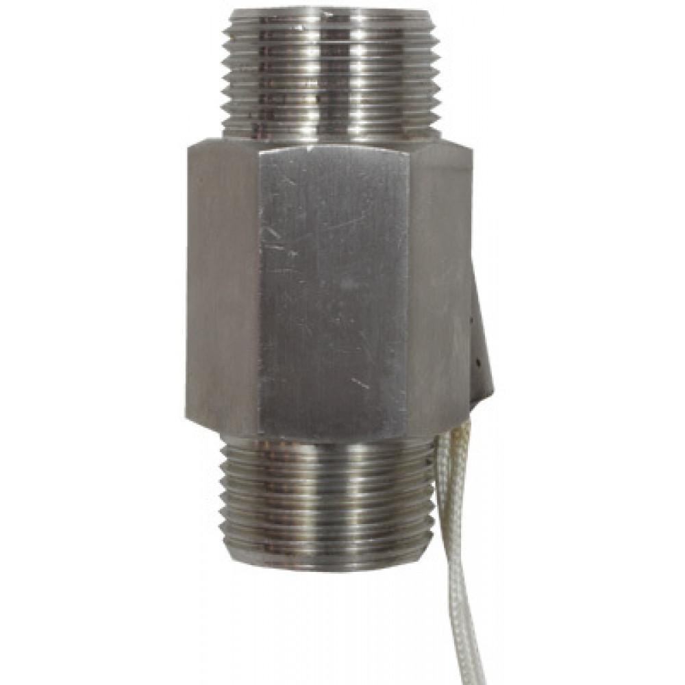 Реле потока поршневое подпружиненное ДР-ПП-31-20