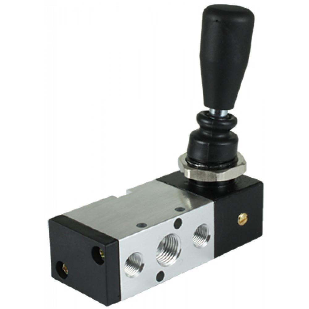 Клапан-переключатель с ручным управлением ПД522