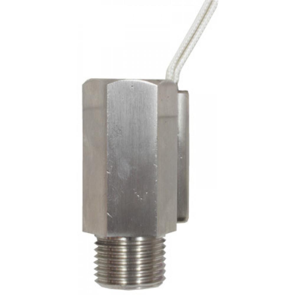 Реле потока поршневое подпружиненное ДР-ПП-33-15