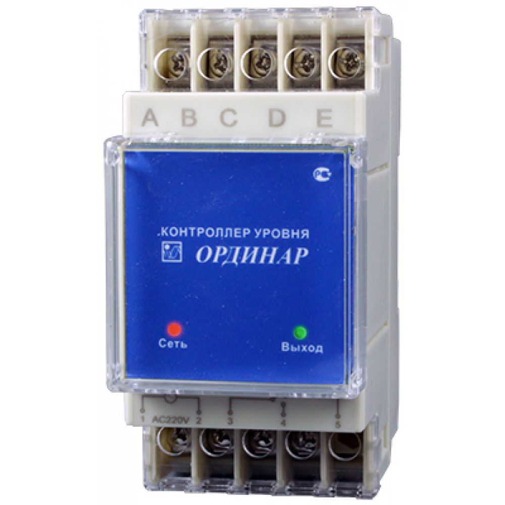 Контроллер уровня ОРДИНАР-Д5