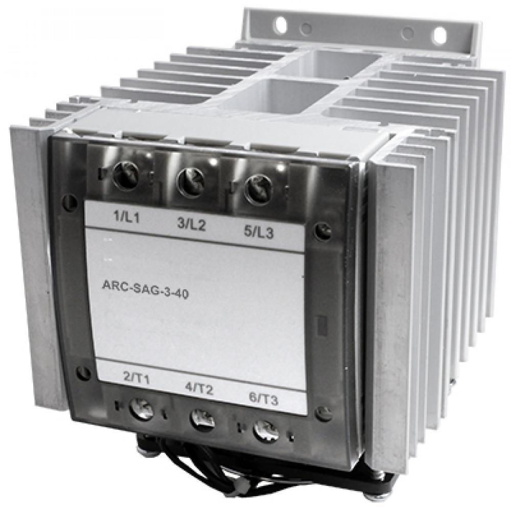 Твердотельное реле с радиатором ARC-SAG-3
