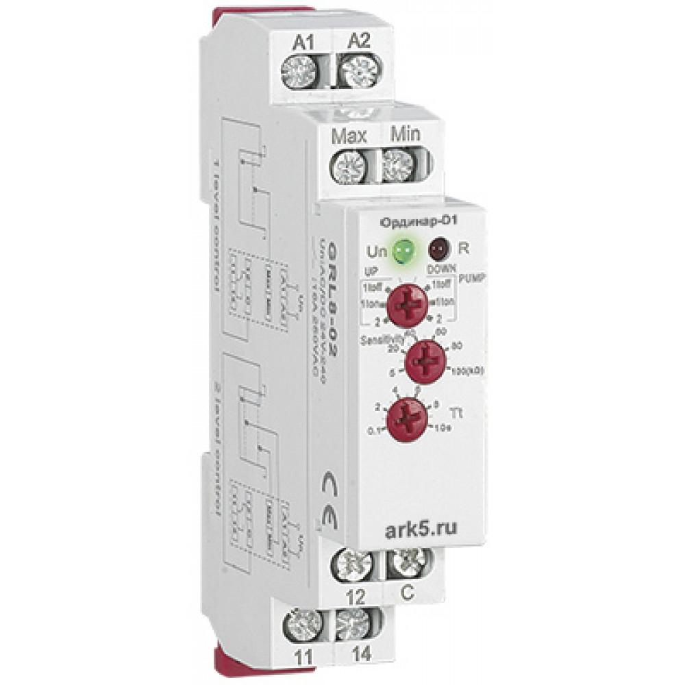 Контроллер уровня Ординар-D1