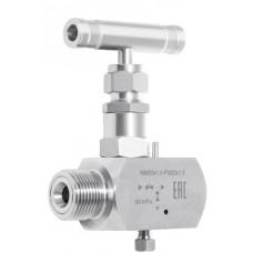 Клапан игольчатый SS-2V4 до 60 МПа