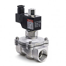 Клапан SMART SM5564S нормально открытый.