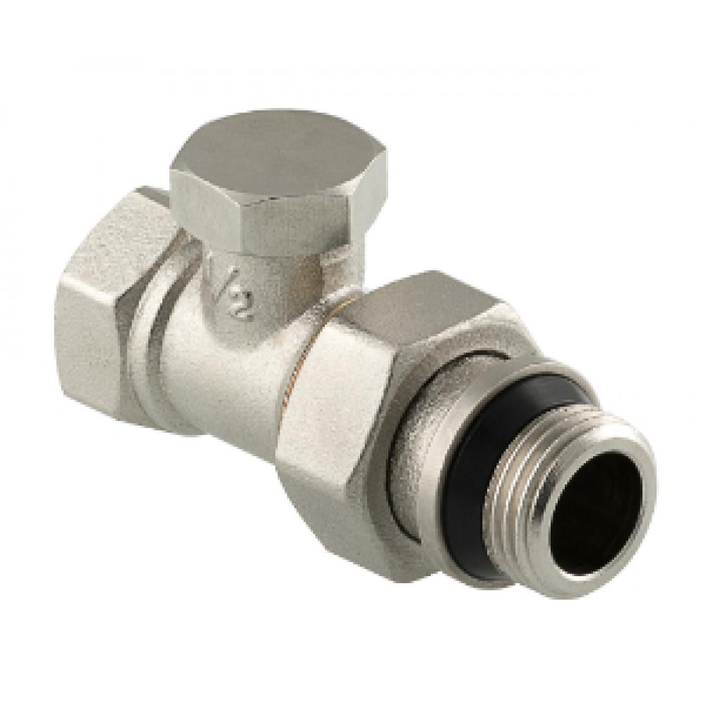 Клапан настроечный прямой с дополнительным уплотнением